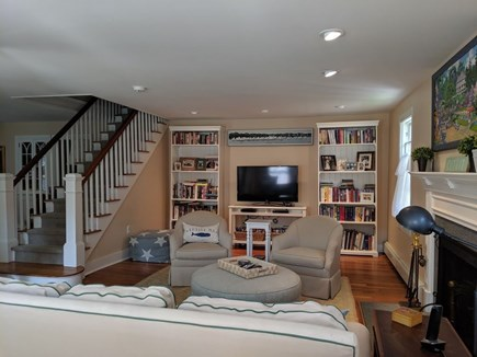 Cotuit Cotuit vacation rental - The smart TV is perfect for movie night.