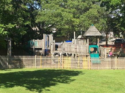Cotuit Cotuit vacation rental - A stroller walk to the village playground delights little ones.