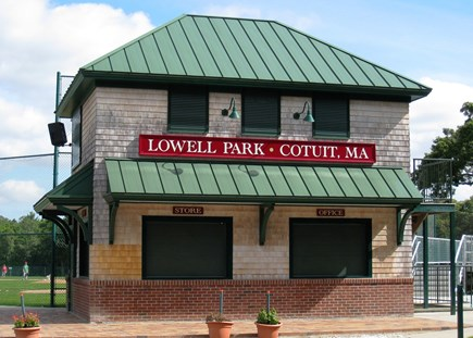 Cotuit Cotuit vacation rental - Enjoy Cape League Baseball - home of the championship Kettleers!