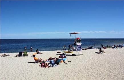 Cotuit Cotuit vacation rental - Loop beach, 1/4 mile away (5 minute walk); Riley's closer