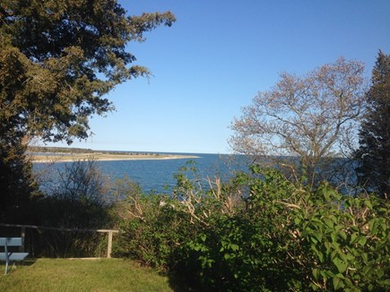 Cotuit Cotuit vacation rental - Your view on the way to Loop beach.