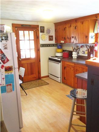 South yarmouth Cape Cod vacation rental - Kitchen entrance from hall