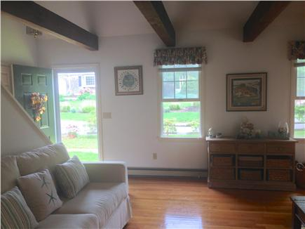South Dennis Cape Cod vacation rental - Light and bright ALL Newly furnished Living Room!