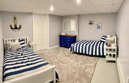 South Dennis Cape Cod vacation rental - Large comfortable bedrooms