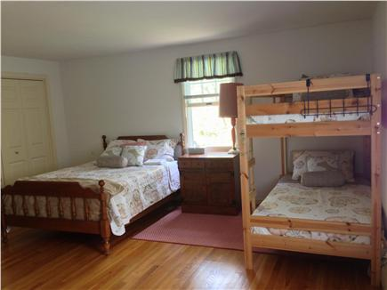 South Dennis Cape Cod vacation rental - Spare bedroom en suite with large closet.