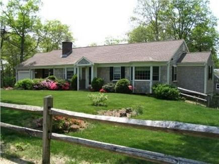 Osterville Osterville vacation rental - House and front yard