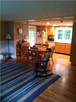 Osterville Osterville vacation rental - Living room as you enter house