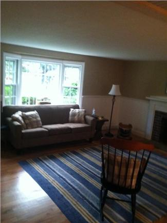 Osterville Osterville vacation rental - Living room as you look out front window