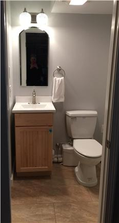 South Yarmouth Cape Cod vacation rental - Downstairs Full Bathroom with standing shower