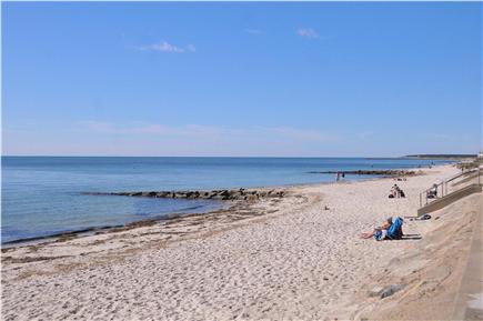 South Yarmouth Cape Cod vacation rental - Beautiful walk to the beach on Nantucket Sound just 1/2 mile away