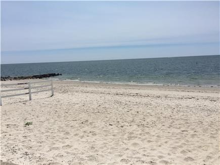 South Yarmouth Cape Cod vacation rental - Parkers' River Beach - there's a children's play area & snack bar