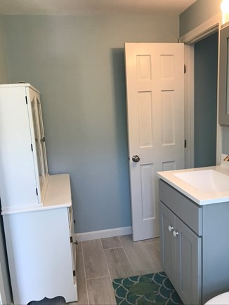 North Eastham Cape Cod vacation rental - Newly remodeled bathroom