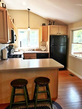 North Eastham Cape Cod vacation rental - New refrigerator