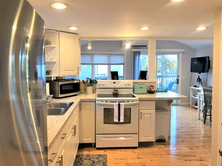 Eastham Cape Cod vacation rental - Fully stocked kitchen with everything you need