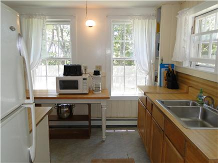 South Chatham Cape Cod vacation rental - Kitchen
