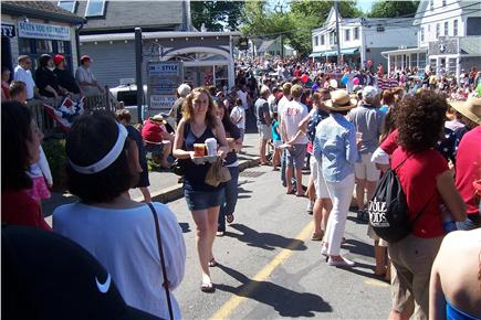 South Harwich Cape Cod vacation rental - Chatham 4th of July Parade