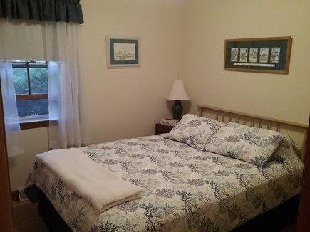 South Harwich Cape Cod vacation rental - Queen bedroom