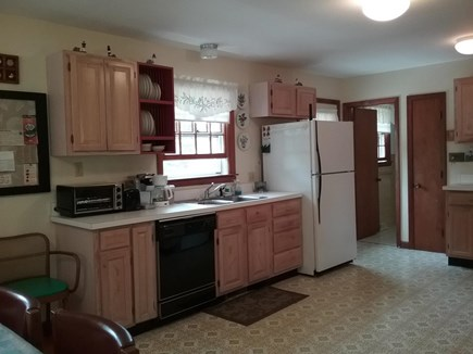 South Harwich Cape Cod vacation rental - Kitchen