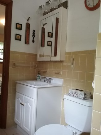 South Harwich Cape Cod vacation rental - Half Bath