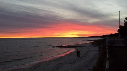 South Harwich Cape Cod vacation rental - Cape Cod Sunset