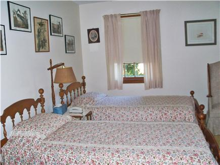 South Harwich Cape Cod vacation rental - Twin Bedroom