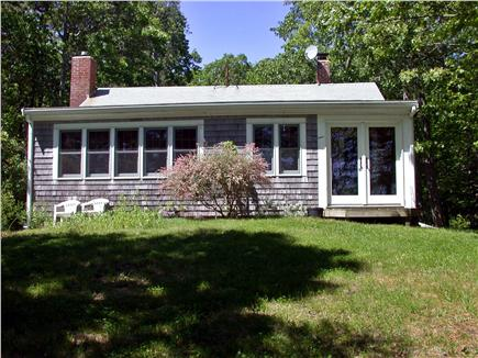 Brewster Cape Cod vacation rental - Cottage  pondside view