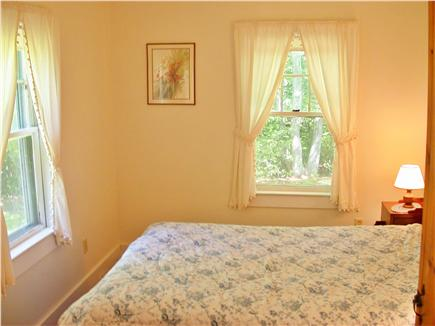 Brewster Cape Cod vacation rental - Main bedroom- double futon