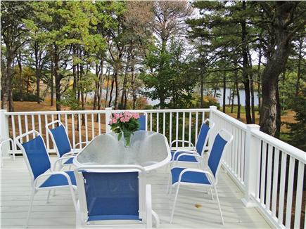 Eastham Cape Cod vacation rental - Lovely place to sit for morning coffee, evening dinner