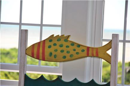 Eastham Cape Cod vacation rental - Fish Chair 2nd floor