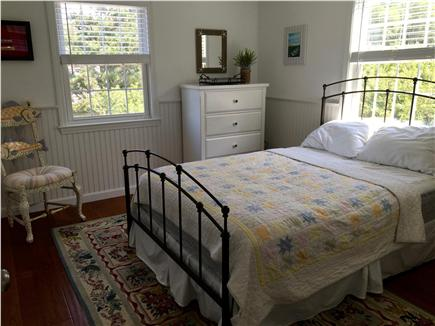 Eastham Cape Cod vacation rental - Double Bed 1st Floor Bedroom. Just off bathroom.