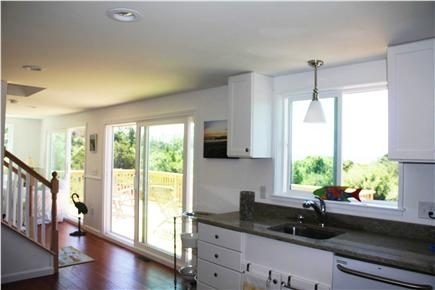 Eastham Cape Cod vacation rental - Kitchen; all appliances and gadgets for your enjoyment! Gas Stove