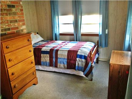 West Dennis Cape Cod vacation rental - Bedroom with 1 twin bed