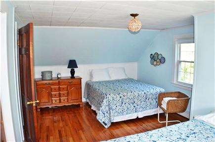 East Falmouth Cape Cod vacation rental - 2nd floor bedroom w/ 2 Queen Beds