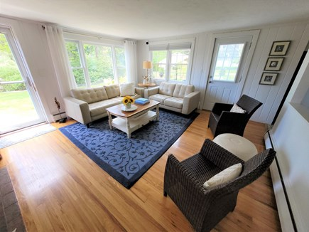 East Falmouth Cape Cod vacation rental - Open concept living to keep everyone involved.