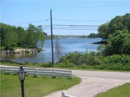 East Falmouth Cape Cod vacation rental - Amazing salt water views. Launch your kayak across the street