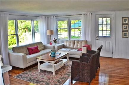 East Falmouth Cape Cod vacation rental - Great living room for your entertaining and relaxation