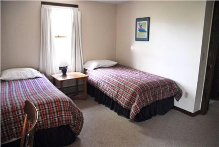 Wellfleet Cape Cod vacation rental - Upstairs bedroom with twin beds