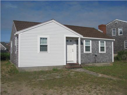 West Dennis Cape Cod vacation rental - Front view of cottage