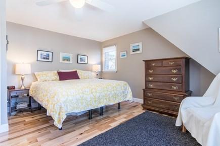 Wellfleet Cape Cod vacation rental - Bedroom 2nd floor with king size bed.