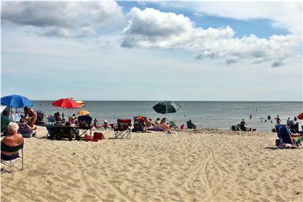 West Harwich Cape Cod vacation rental - Walk to Belmont Rd Beach