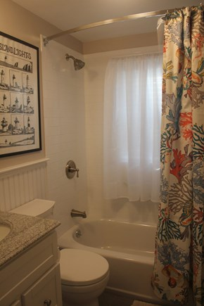 West Harwich Cape Cod vacation rental - Bathroom