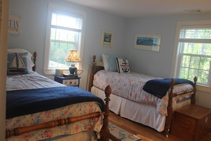 West Harwich Cape Cod vacation rental - Second Bedroom - Twin Beds