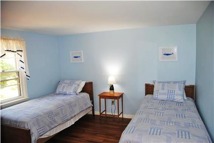 East Orleans Cape Cod vacation rental - Third bedroom with two twin beds.