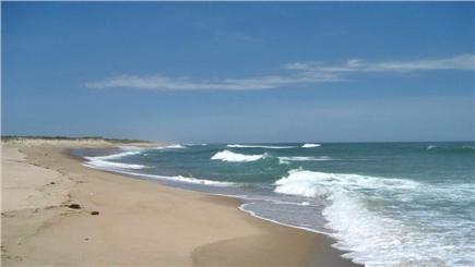 East Orleans Cape Cod vacation rental - Nauset Beach.