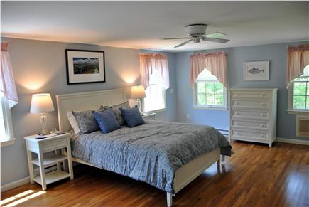 East Orleans Cape Cod vacation rental - Master Bedroom with queen bed.
