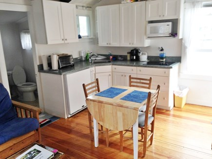 Chatham Cape Cod vacation rental - Modern Kitchen and Dining area