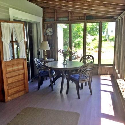 Cotuit Cotuit vacation rental - Large Porch