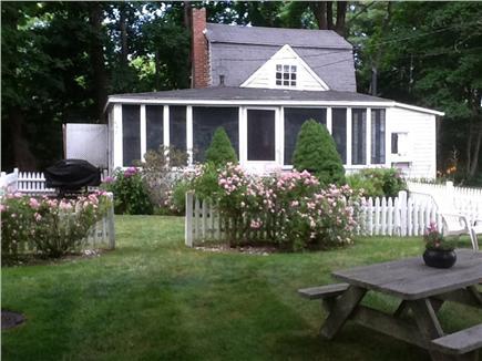 Cotuit Cotuit vacation rental - Exterior view of cottage