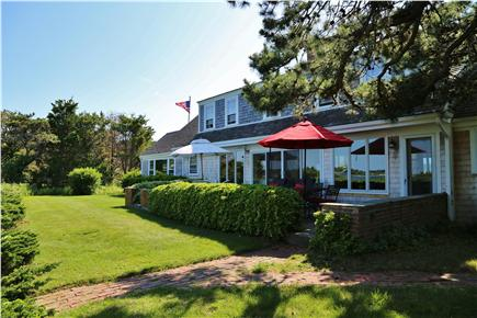 Chatham Cape Cod vacation rental - Patio with water view