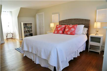 Chatham Cape Cod vacation rental - Second floor bedroom with queen size bed